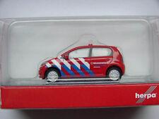 Herpa 091480 VW Up 4-türig Brandweer Amsterdam Niederlande 1:87 Neu