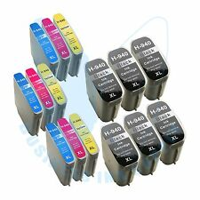 15 PK New 940XL 940 Ink Cartridges for HP OfficeJet Pro 8000 8500 8500A Printer