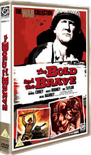 THE BOLD AND THE BRAVE - DVD - REGION 2 UK