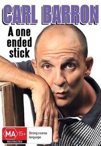 A Carl Barron - One Ended Stick (DVD, 2013) - Region 4