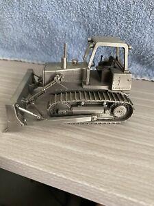 John Deere JD850 Bulldozer Precision Pewter Artisans Hard Hat Collection
