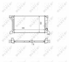 FORD TRANSIT 2.5D Radiator 91 to 94 Coolant NRF 1668916 6640241 7138208 Quality