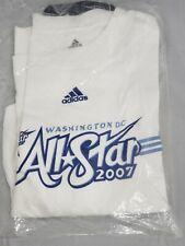 WNBA Washington Mystics All Star 2007 T shirt, unopened size M
