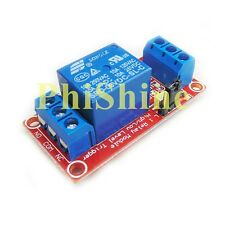 5V 1 Channel Relay Module With OPTO Isolation High and Low Level Trigger