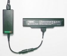 External Laptop Battery Charger for Packard Bell Easy Note Rx Series, BP-8050
