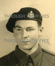 DVD  BRITISH SOLDIERS WW2 PHOTO ALBUM 2nd DERBYSHIRE YEOMANRY 51st HIGHLAND DIV.