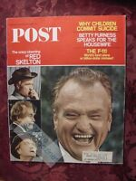 Saturday Evening Post June 17 1967 RED SKELTON THE AMISH William Saroyan