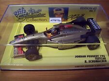 1/43 Jordan 196 Ralf Schumacher 1996 Estoril Testcar
