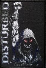 Disturbed patch/écusson # 6 - 10x7cm