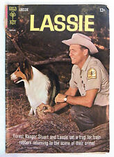 1966 Lassie #65 Collie Dog Silver Age CBS Series Gold Key MGM TV Classic VTG
