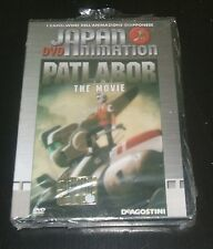 DVD - JAPAN ANIMATION -  PATLABOR  THE MOVIE  NUOVO (SIGILLATO)