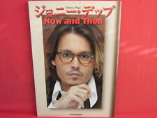 Jonny Depp Now and Then Photo Book