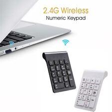 2.4GHz Wired/Wireless USB Numeric Keypad Numpad Number 18keys Pad