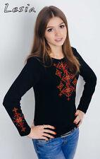 Ukrainian embroidered blouse, t-shirt, sorochka, vyshyvanka,Ukrainian embroidery