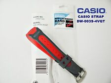 CASIO ORIGINAL BAND/CORREA DW-003S-4VQT NOS