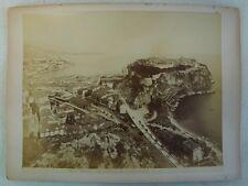 Monaco-DOMMERS PHOT. Vue générale de la PRINCIPAUTE-Cote dázur