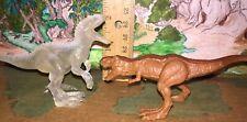 Rexy vs Idominus rex mini set 2018 Mattel ( slight defect on I.rex)