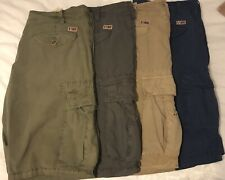 Napapijri Noto Shorts X 4 Size 34