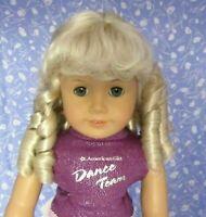 Imsco GLORIA Sunshine Blond Full Cap Doll Wig Size 12-13 Ringlets
