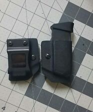 ***** Glock 43 Kydex  Mag Holster Mag Pouch holder holster retention adjust ****