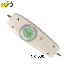 NK-500 500N Analog Push Pull Force Gauge Dynamometer Force Gauge Tester Meter