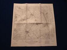 Landkarte Meßtischblatt 4319 Lichtenau, Asseln, Herbram, Dahl, von 1969
