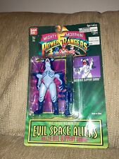 Bandai-Mighty Morphin Power Rangers Evil Space Aliens-Killer Bite Slippery Shark