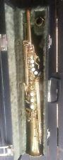 Selmer Sopransaxophon SA 80 II Super Zustand  wie neu