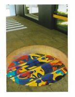 AK, FRANKFURT MAIN, Glaskunst von Tabarowsk, ADAC Hauptverwaltung