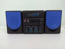 Mini Stereo Radio with Separate Speakers