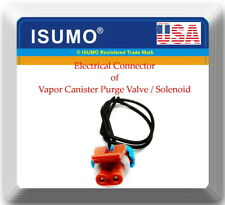 Connector of Vapor Canister Purge Valve Solenoid CP471 Fit GM Isuzu Saab Saturn