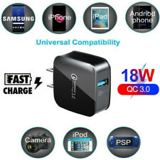 Fast Quick Charge Qc 3.0 Usb Hub Wall Charger Adapter Travel For iPhone 12 Pro