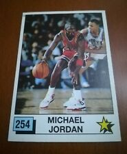 Panini basket NBA 90 new sticker #254 Michael Jordan