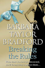 Breaking the Rules by Barbara Taylor Bradford (Paperback) New Book