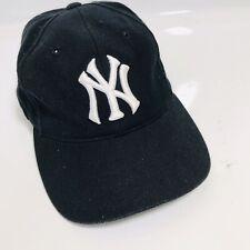 Puma NY New York Black White Baseball Cap Adjustable Hat