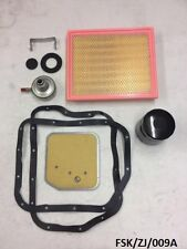 Filters Service KIT Jeep Grand Cherokee ZJ 4.0L 5.2L  5.9L 1997-1998 FSK/ZJ/009A