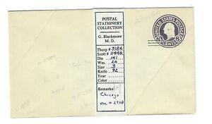 U448 Postal Stationary Mint Entire