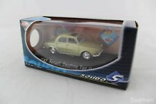 1:43 Solido 4542 Renault Dauphine Toit Ouverant