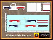 1//64 /'62 Chevy Truck /'69/' Custom Decal SCR-0219