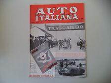 - AUTO ITALIANA 5/1949