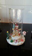 Yankee Candle Gingerbread Votive/tealight holder
