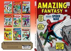 Mighty Marvel Masterworks: Amazing Spider-Man Vol. 1 DM Var Cover *OOP*