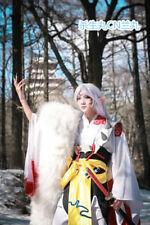 InuYasha Cosplay Sesshoumaru's Suit Cosplay Costume Custom Made