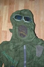 Rus Army Overalls protective against microwave currents fabric copper threads