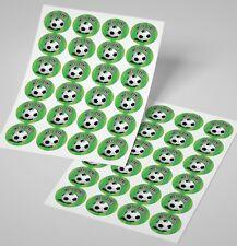 144 Football Themed Kids Reward Stickers - Teachers Well Done Stickers Award