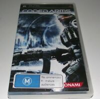 Coded Arms Sony PSP Game *Complete*