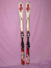 K2 Apache Recon All-Mtn SKIS 177cm with Marker MX 12.0 adjustable ski bindings ~