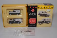 * VANGUARDS GIFT SET MS1002 MACKESON SERVICE VANS OF THE 50'S & 60'S MINT BOXED