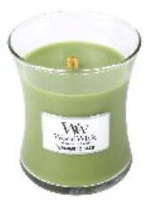 WoodWick 10oz Medium Jar Candle Burns 100 Hours, Bergamot Basil