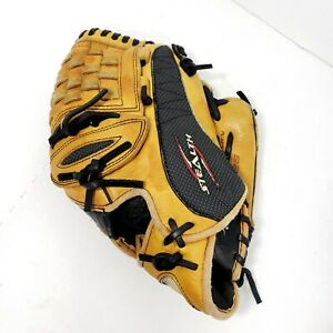 "Easton Stealth Baseball Glove 11.5""  Natural Elite USA Steer Hide SS125"